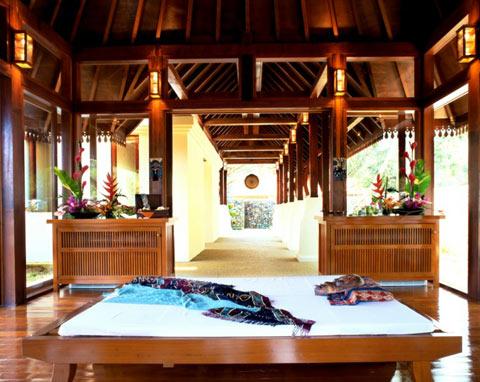 tanjong jara resort spa room