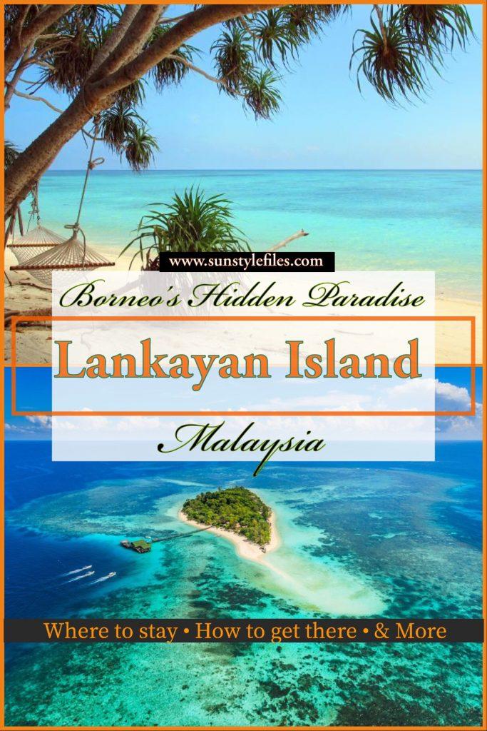 Lankayan Island Borneo - www.sunstylefiles.com #malaysia #paradise #island #borneo #offthebeatentrack #honeymoondestination #summertravel #summerholidays #summerideas #seasia #sabah #islandgetaway