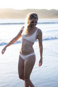 ECO-CONSCIOUS SWIMWEAR BY PURA CLOTHING eco friendly bikini seaside