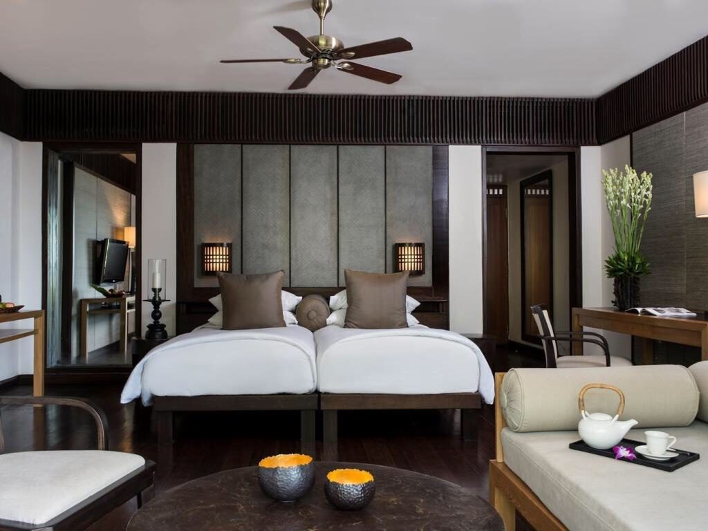 best luxury beach resorts in malaysia - the datai langkawi room