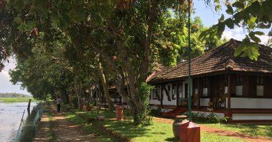 coconut lagoon private pool villas facing the lake