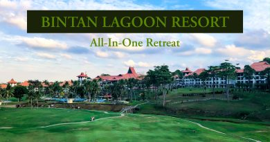 holiday packages for all at bintan lagoon resort overview of resort review
