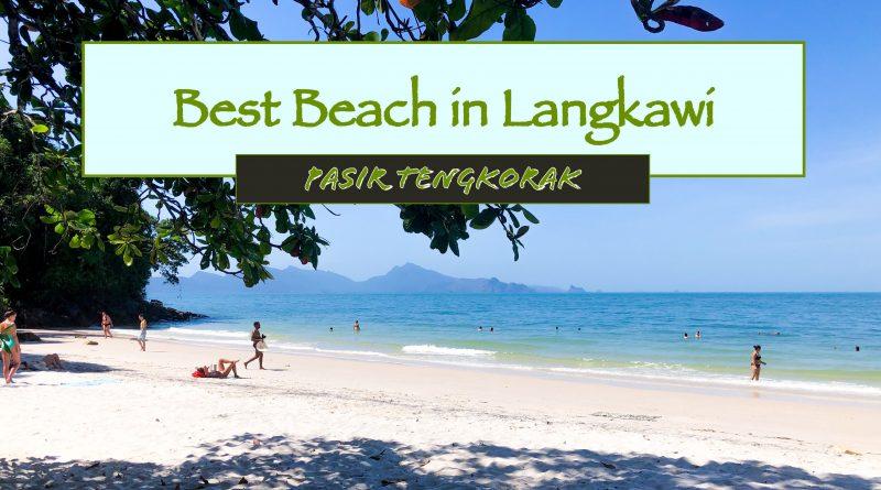 clean best beach in langkawi